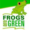 Click here to donate 25% of all poster purchases directly to FROGS ARE GREEN, an organization created to increase awareness about the catastrophic decline of frog and other amphibian populations and to advocate for conservation measures to help protect them.